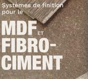Dépliant MDF et Fibrociment